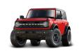 [予約]Maisto(マイスト) 1/18 フォード ブロンコ ワイルドトラック 2021 レッド