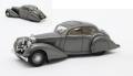 [予約]MATRIX(マトリックス) 1/43 ベントレー 4.25 Pillarless Saloon Carlton 1937 メタリックグレー