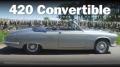 [予約]MATRIX(マトリックス) 1/43 ジャガー 420 ハロルド・ラドフォード コンバーチブル 1967