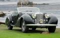 [予約]MATRIX(マトリックス) 1/43 メルセデス・ベンツ 540K スペシャルロードスター Sindelfingen 1939 ブラック