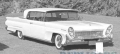 [予約]NEO(ネオ) 1/43 リンカーン コンチネンタル MKIII コンバーチブル 1958 ゴールド