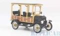 [予約]NEO(ネオ) 1/43 フォード モデル T ウッディ 1925 ブラック