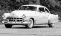 [予約]NEO(ネオ) 1/43 キャデラック シリーズ 62 クラブ クーペ 1949 ライトグレー