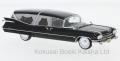 [予約]NEO(ネオ) 1/43 キャデラック Superior 霊柩車 1959 ブラック