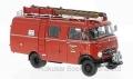 NEO(ネオ) 1/43 メルセデス L319 消防車 リューベック 1961