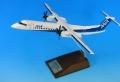 全日空商事 1/100 DHC-8-400 JA460A Q400ソリッド(ギアなし) ※再受注