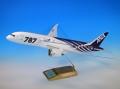 [予約]全日空商事 1/144 787-8 JA801A 特別塗装機 ソリッド(ギアなし)