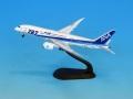 [予約]全日空商事 1/400 787-8 JA805A 787ロゴ(ギアつき)ABS樹脂完成品