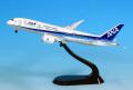 全日空商事 1/400 787-8 JA831A ANA IOJ 塗装(ギアつき)ABS樹脂完成品