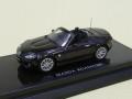 オーバーステア 1/64 マツダ ロードスター RS 2013 ジェットブラックマイカ