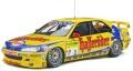 [予約]otto mobile(オットモビル) 1/18 プジョー 406 スーパートゥーレンワーゲンカップ #1 (イエロー)  世界限定 3,000個