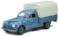 [予約]otto mobile(オットモビル) 1/18 プジョー 203 幌付きトラック (ブルー)世界限定 999個