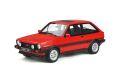 [予約]otto mobile(オットモビル) 1/18 フォード フィエスタ XR2 Mk.1 (レッド) 世界限定 2,000個