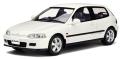 [予約]otto mobile(オットモビル) 1/18 ホンダ シビック SiR II (EG6)(ホワイト)世界限定:2,000個