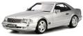 [予約]otto mobile(オットモビル) 1/18 メルセデスベンツ SL73 AMG(シルバー)世界限定 2,000個