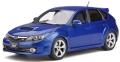 [予約]otto mobile(オットモビル) 1/18 スバル インプレッサ WRX STI (ブルー) 世界限定 1,500個