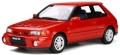 [予約]otto mobile(オットモビル) 1/18 マツダ 323 GT-R (ファミリア)(レッド)世界限定 999個