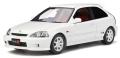 [予約]otto mobile(オットモビル) 1/18 ホンダ シビック タイプR (EK9)(ホワイト)世界限定 1,500個