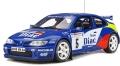 otto mobile(オットモビル) 1/18 ルノー メガーヌ マキシ キットカー Tour de Corse(ブルー) 世界限定 2,000個