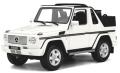 [予約]otto mobile(オットモビル) 1/18 メルセデスベンツ Gクラス カブリオレ (ホワイト) 世界限定 2,000個