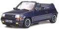 [予約]otto mobile(オットモビル) 1/18 ルノー 5 GT ターボ カブリオレ by EBS(ブルー)世界限定 999個