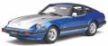 otto mobile(オットモビル) 1/18 ダットサン 280 ZX ターボ(ブルー/シルバー) 世界限定 1,500個