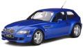 [予約]otto mobile(オットモビル) 1/18 BMW Z3 M クーペ 3.2(ブルー)世界限定 2,000個