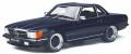 [予約]otto mobile(オットモビル) 1/18 メルセデスベンツ 560 AMG (R107) (ネイビー)世界限定 2,000個