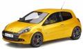 [予約]otto mobile(オットモビル) 1/18 ルノー クリオ 3 RS フェーズ2 スポーツカップ( イエロー) 世界限定 2,000個