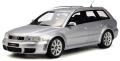 [予約]otto mobile(オットモビル) 1/18 アウディ RS4 (B5)(シルバー)世界限定:1,500個