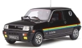 [予約]otto mobile(オットモビル) 1/18 ルノー 5 ル・カー バン(ブラック)世界限定:1,500個
