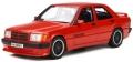[予約]otto mobile(オットモビル) 1/18 ブラバス 190E 3.6S (W201)(レッド) 世界限定:2,500個