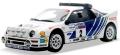 [予約]otto mobile(オットモビル) 1/18 フォード RS200 グループB Lombard Rally (RAC) 1986(ホワイト)世界限定:2,000個