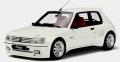 [予約]otto mobile(オットモビル) 1/18 プジョー 205 ディマー(ホワイト)世界限定:2,500個