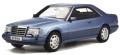 [予約]otto mobile(オットモビル) 1/18 メルセデスベンツ E320 クーペ (C124)(ブルー)世界限定数:2,000個