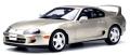[予約]otto mobile(オットモビル) 1/18 トヨタ スープラ (JZA80) シルバー(限定 300台)