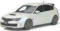 [予約]otto mobile(オットモビル) 1/18 STI R205(ホワイト)世界限定 999個