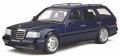 [予約]otto mobile(オットモビル) 1/18 メルセデスベンツ S124 AMG E36 フェーズ3(ダークブルー) 世界限定 1,500個