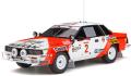 otto mobile(オットモビル) 1/18 日産 240 RS サファリラリー 1984(ホワイト/レッド) 世界限定 1,500個