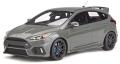 [予約]otto mobile(オットモビル) 1/18 フォード フォーカス RS 2017(グレー)世界限定:999個