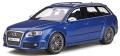 [予約]otto mobile(オットモビル) 1/18 アウディ RS4 B7(ブルー)世界限定 999個