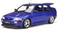 [予約]otto mobile(オットモビル) 1/18 フォード エスコート RS コスワース(ブルー)世界限定 1,500個