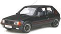 [予約]otto mobile(オットモビル) 1/18 プジョー 205 GTI グットマン(ブラック)世界限定 1,500個