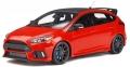 [予約]otto mobile(オットモビル) 1/18 フォード フォーカス RS 2018(レッド) 世界限定 999個