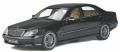 [予約]otto mobile(オットモビル) 1/18 メルセデス ベンツ W220 S65 AMG (ブラック)世界限定 2,000個