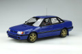 [予約]otto mobile(オットモビル) 1/18 スバル レガシィ RS Gr.A (ブルー)  ※世界限定 300個