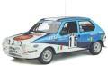 [予約]otto mobile(オットモビル) 1/18 フィアット リトモ アバルト Gr.2 #15 (ホワイト/ブルー) 世界限定 999個