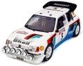 [予約]otto mobile(オットモビル) 1/12 プジョー 205 T16 Evo 2 Tour de Corse 1986 #5 (ホワイト/ブルー)世界限定 999個
