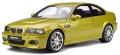 otto mobile(オットモビル) 1/12 BMW M3(E46) ゴールド 世界限定999個