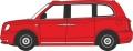 [予約]OXFORD (オックスフォード) 1/43 TX5 タクシー LEVC電気自動車 (トゥペロレッド)